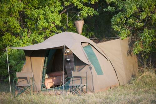 Mobile Safari Camping